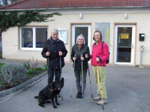 Walking-Gruppe @ Nachbarschaftstreff Karlingerstraße