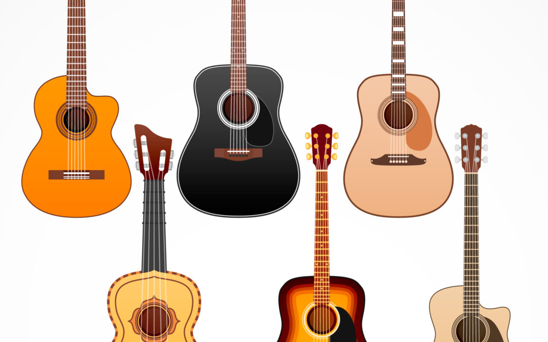 Gitarrenstunde für Groß und Klein