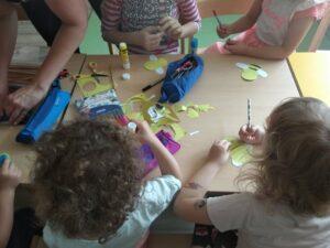 Lebensbaum - Égig érő fa - Ungarische Kindergarten und Schule